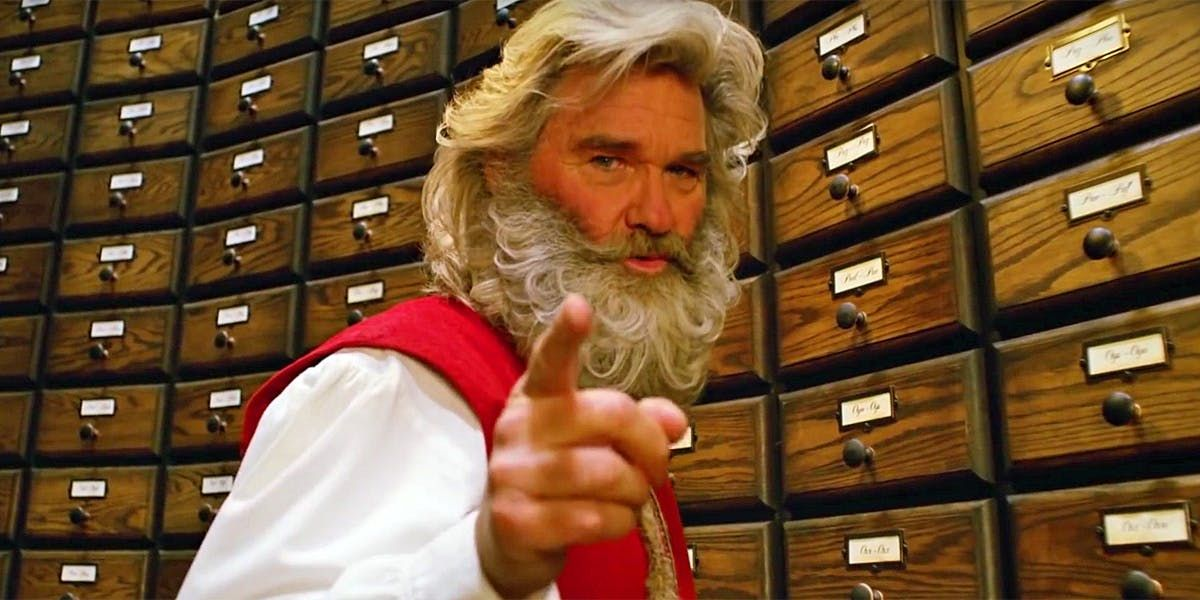 Kurt Russell Is Santa Claus in Netflix's The Christmas