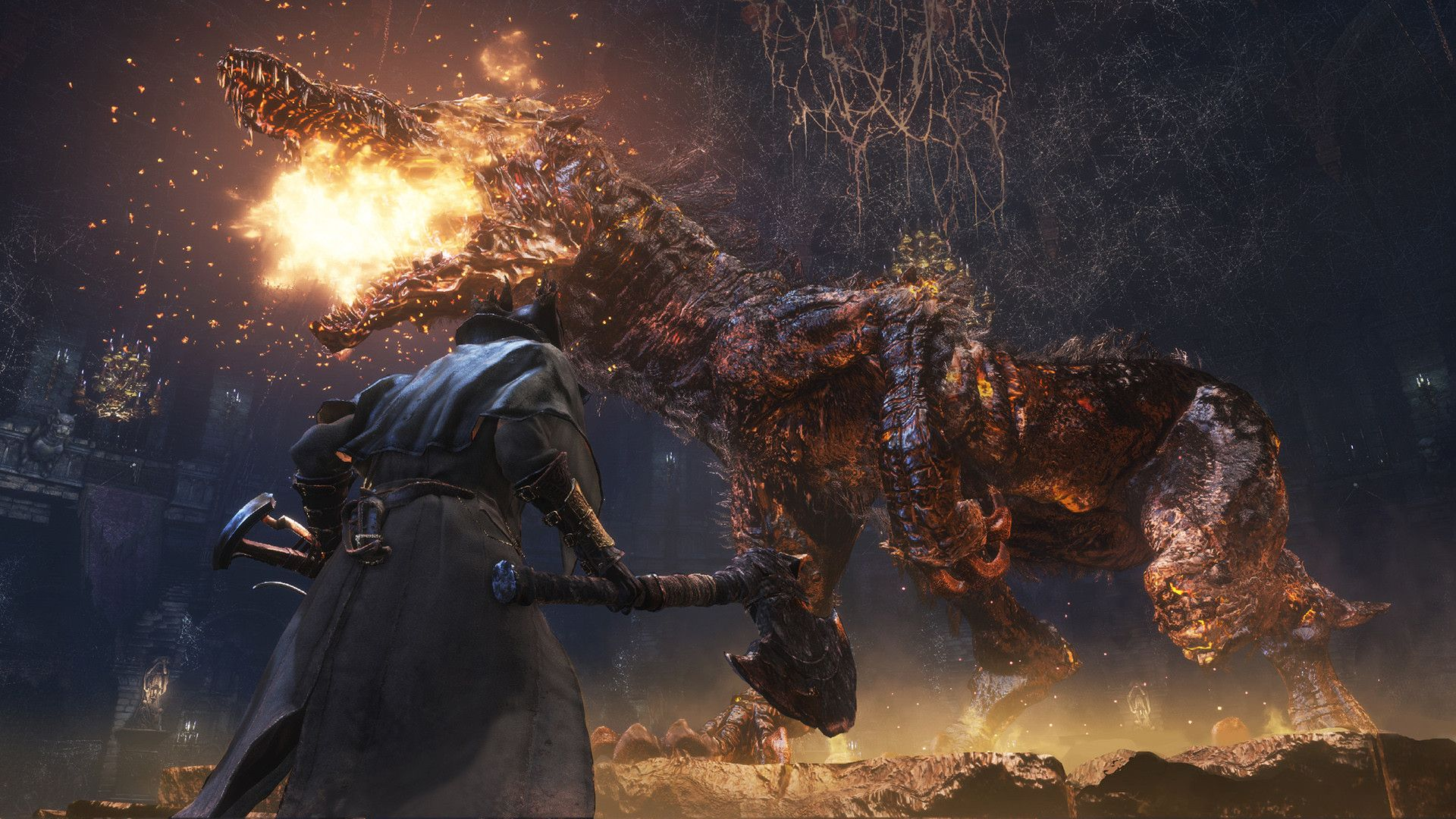 Bloodborne Gamespot With Images Bloodborne Ps4 Games Ps4