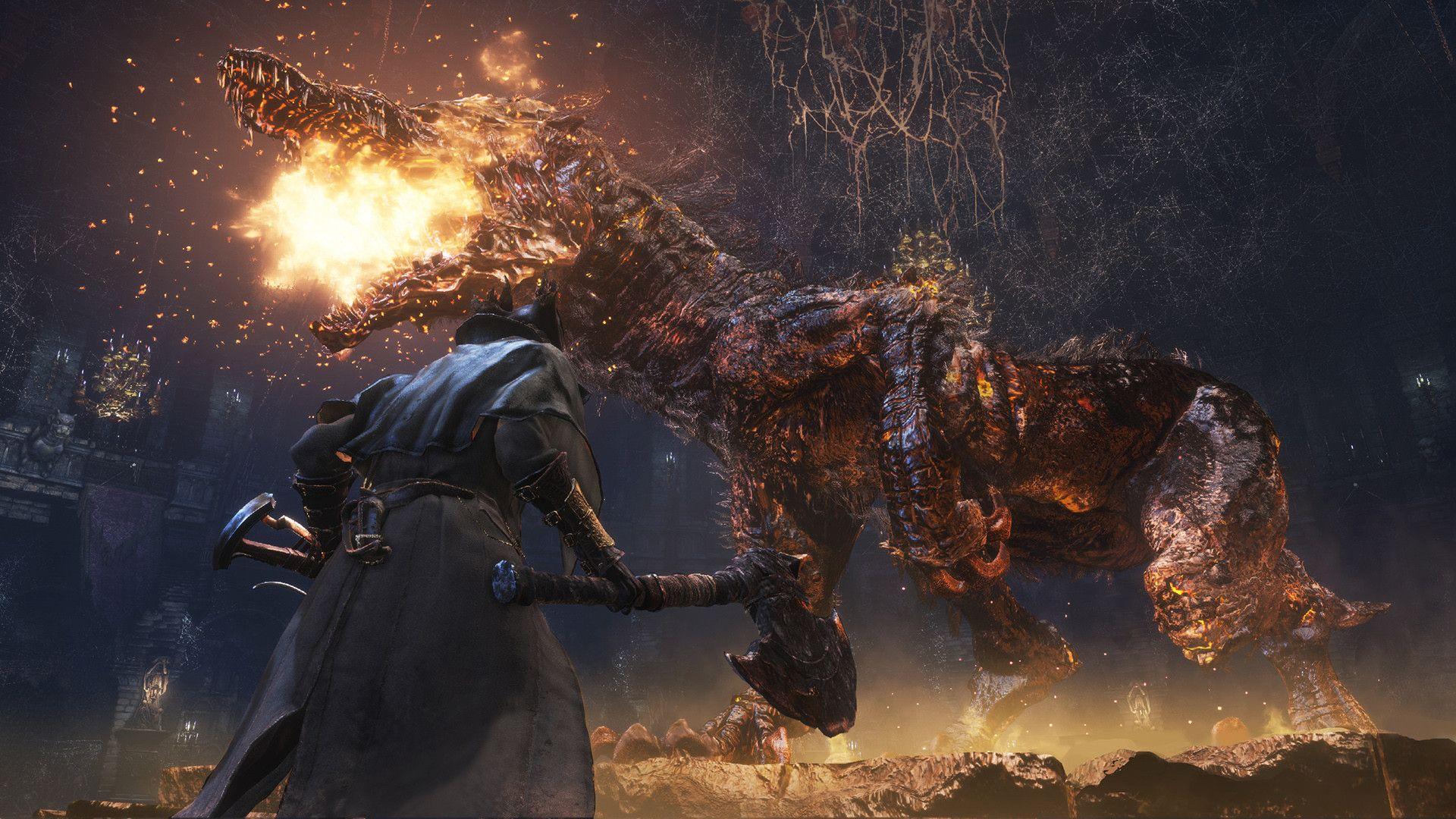 Bloodborne GameSpot Bloodborne, Ps4 exclusives, Ps4 games