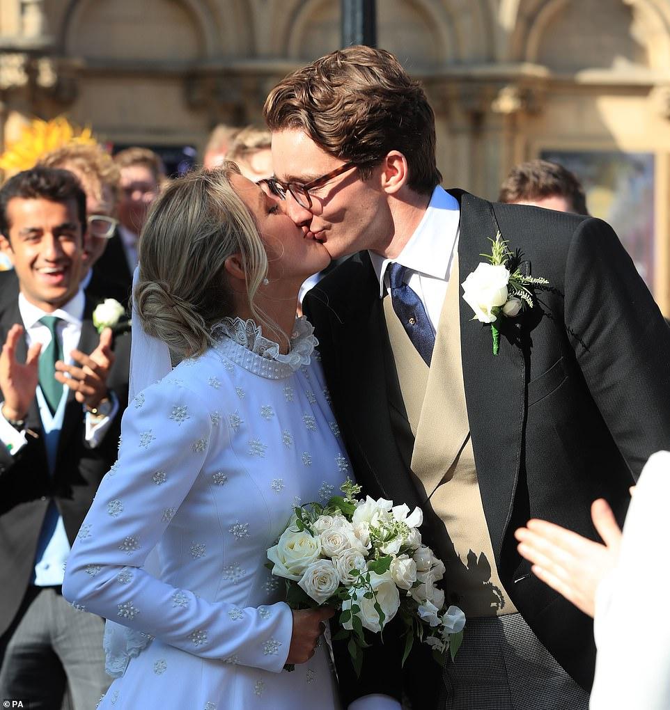 Inside Ellie Goulding And Caspar Jopling's Wedding