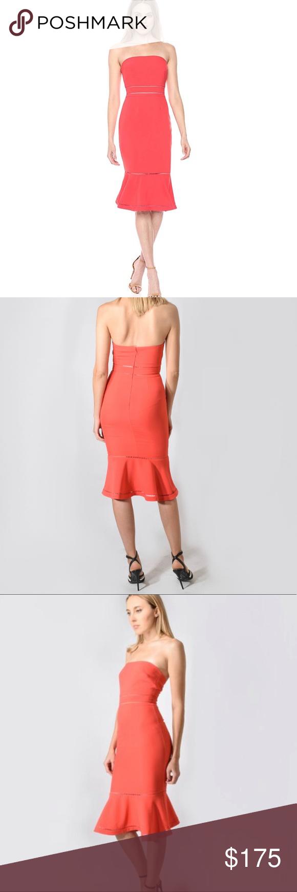 Likely Abbott Strapless Ruffle Dress Salmon Pink Likely Abbott Strapless Ruffle Dress Salmon Pink Made For Summer Strapless Ruffle Dress Ruffle Dress Dresses [ 1740 x 580 Pixel ]