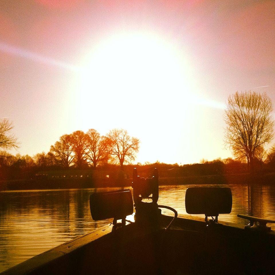 Ferry Meadows, Peterborough.