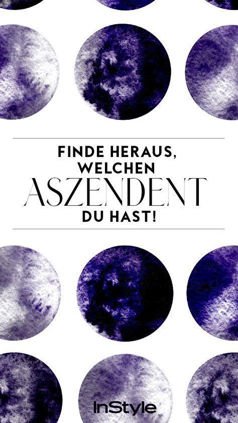 Astrologie Aszendent