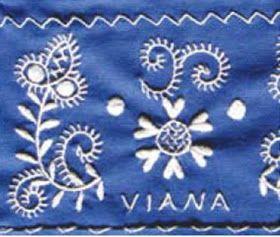 Coisas Portuguesas com Certeza ®: Bordados de Viana do Castelo
