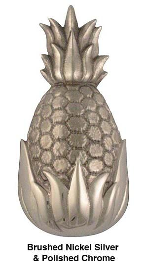brushed nickel door knocker front door brushed nickel silver pineapple door knocker knockers