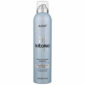 Kitoko ARTE Fabulous Finish Hairspray 300ml