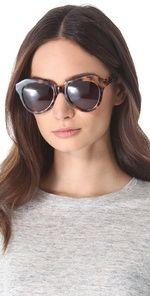 Number One Sunglasses | Karen Walker