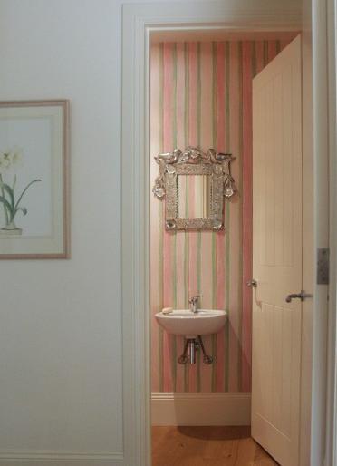 badrum och tapeter