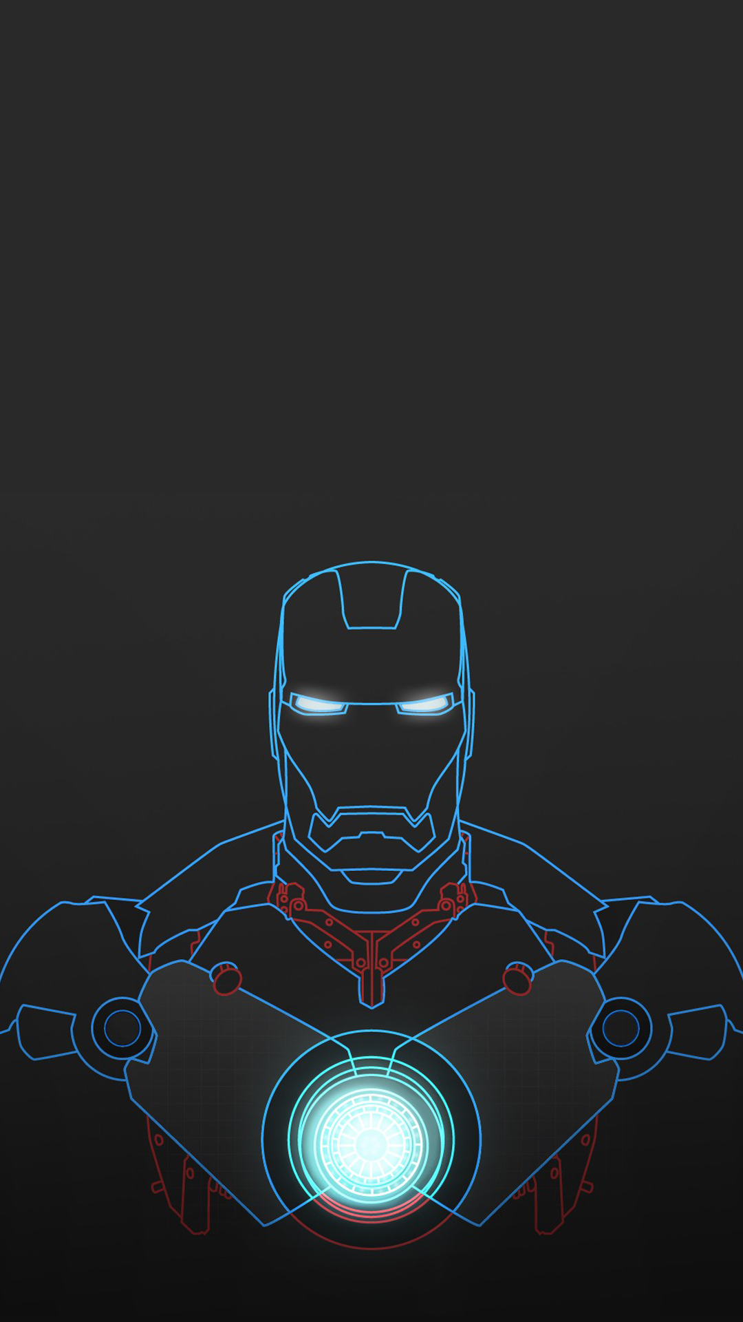Wallpapers Iron Man Charging Wallpapers Lockscreen Flyme
