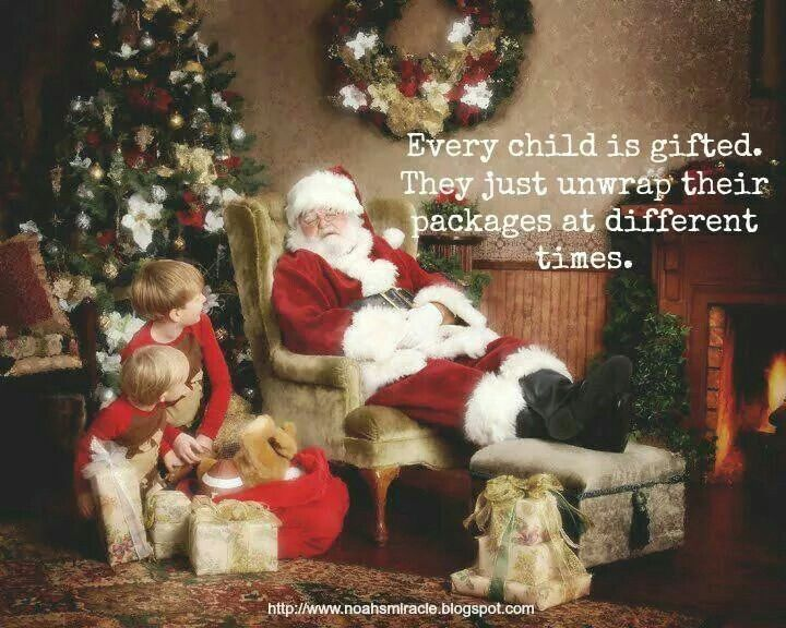 Every child is gifted♡