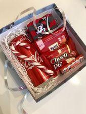 DIY Weihnachtsgeschenkkorb Ideen für Familie und Freunde