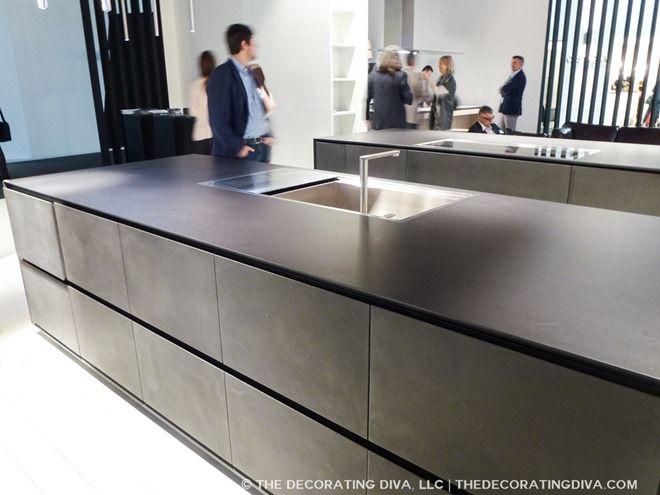 Dekton by Cosentino kitchen counter surface trend - We are
