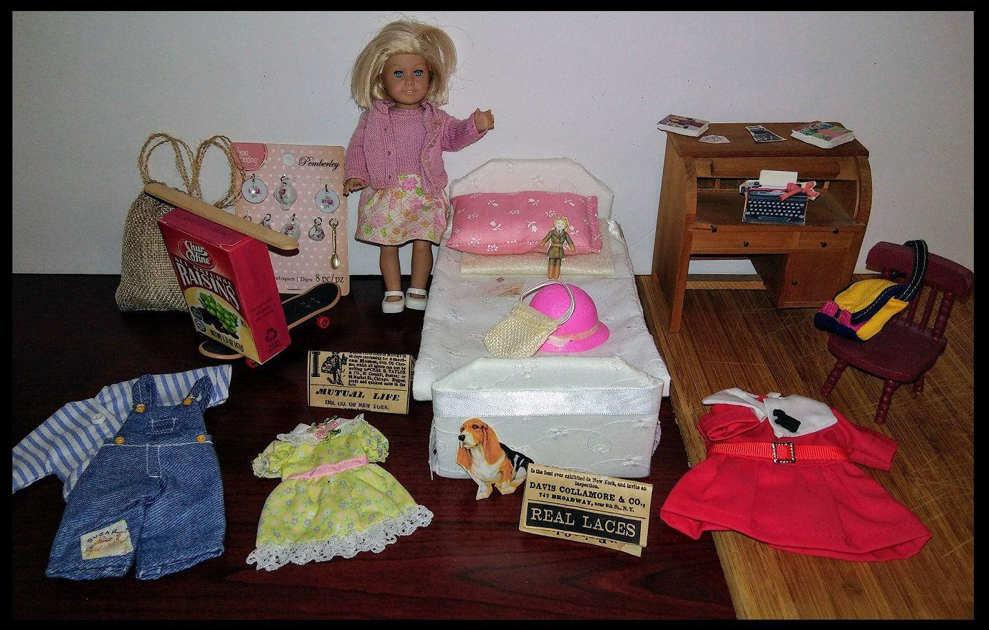 American Girl Mini Kit Kittredge Collection