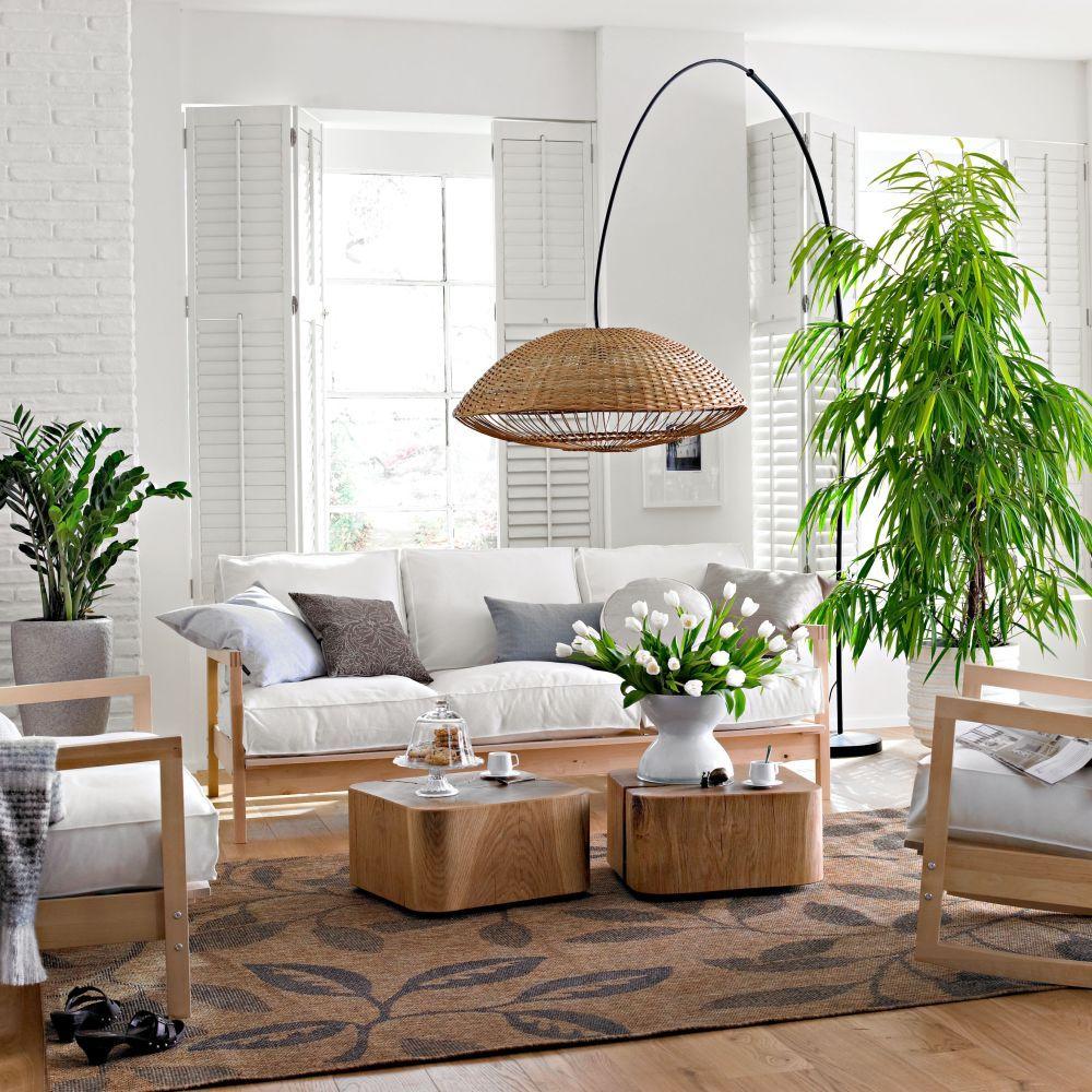 Coole Dekoration Wohnzimmer Pflanzen #19: Die Schönsten Grünpflanzen Für Das Wohnzimmer
