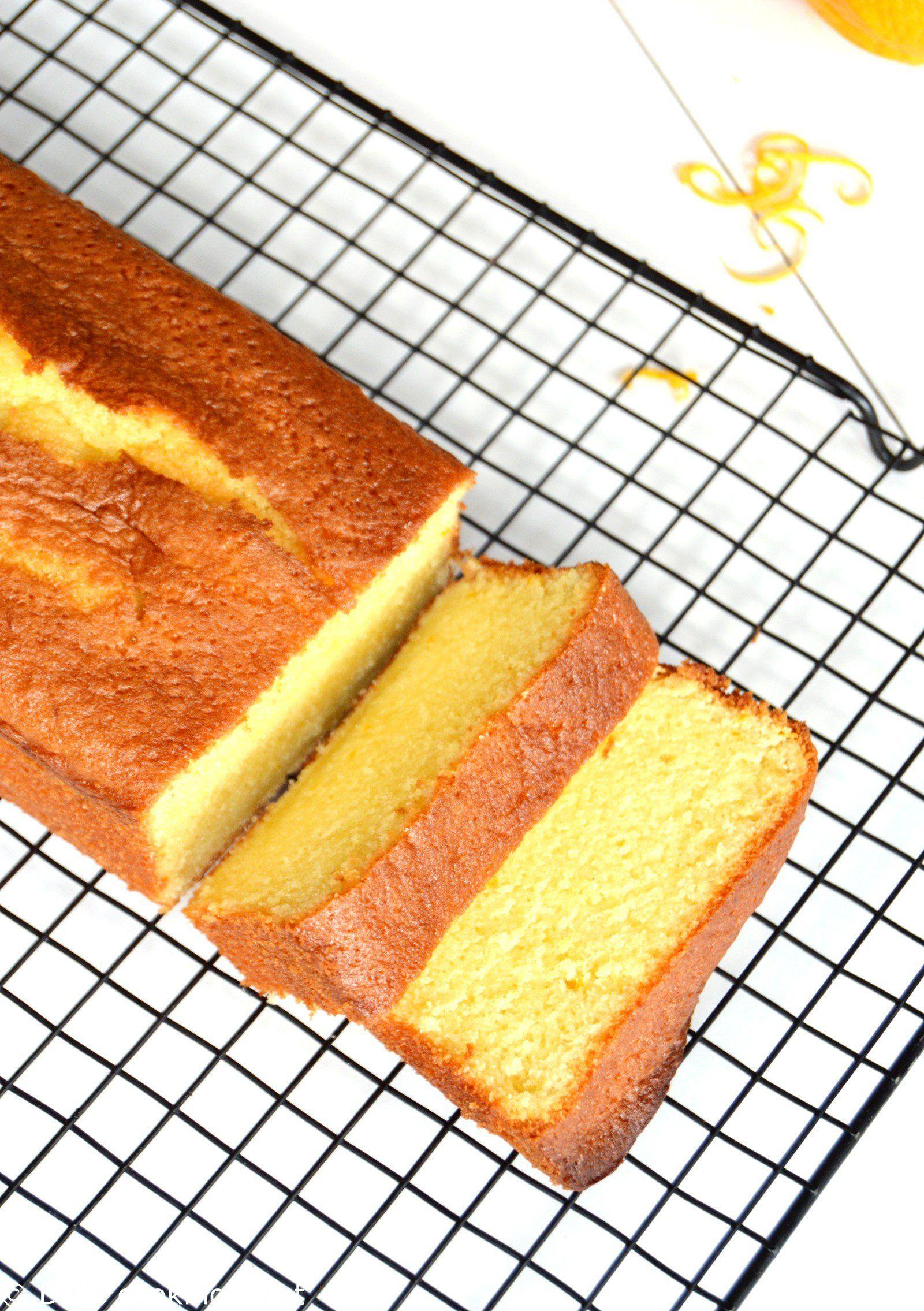 Easy Moist Orange Pound Cake Recipe Orange Pound Cake Orange Pound Cake Recipe Easy Orange Pound Cake
