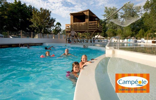 Les 25 meilleures id es de la cat gorie camping royan sur for Camping calvados avec piscine couverte