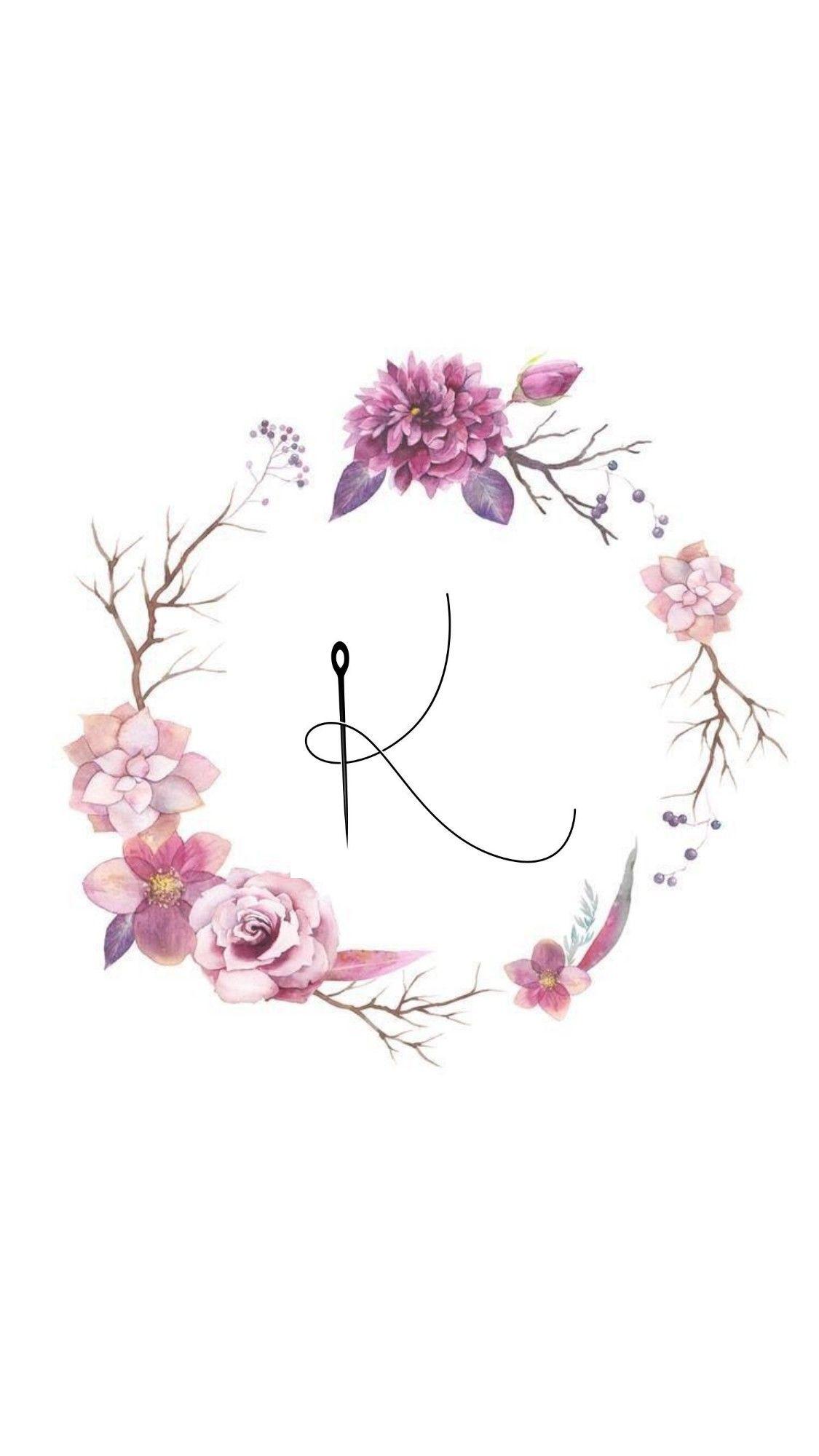 دفتر متابعة حفظ القرآن الكريم Papel De Parede Para Iphone Moldura Floral Aquarela Floral