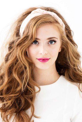 20+ Stunning Ways to Wear a Hair Scarf |