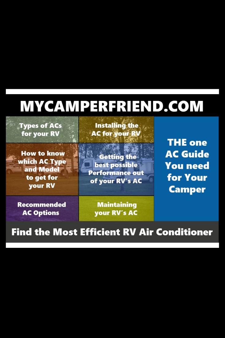 Most Efficient RV Air Conditioner Rv air conditioner, Rv