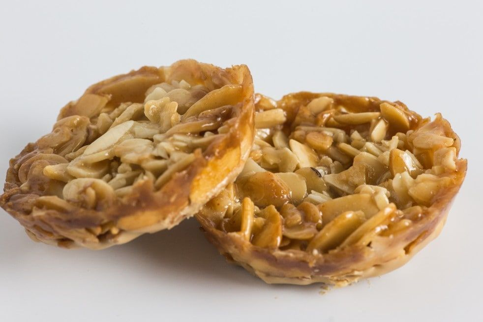 Bettyannes florentines recipe holiday cookie recipes