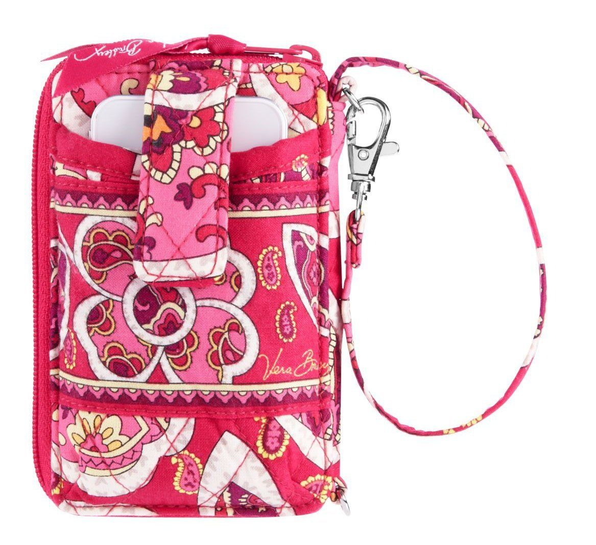 Vera Bradley Wristlets and Wallets-Perfect For Your Wardrobe