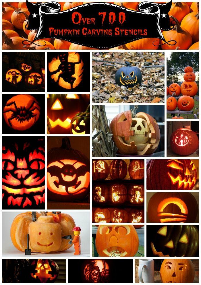 41+ Halloween pumpkin carving ideas inspirations