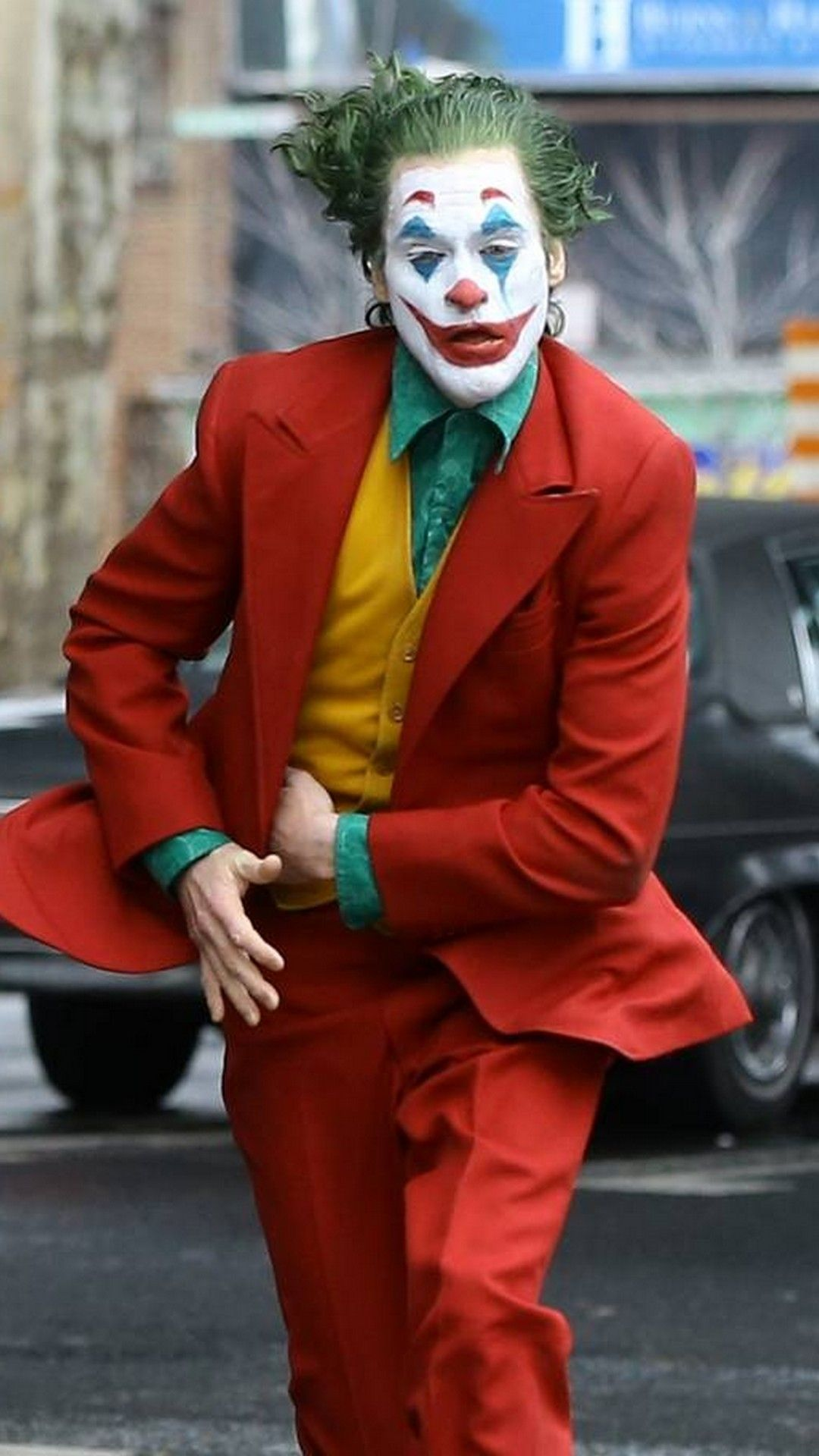 Joker 2019 iPhone X Wallpaper Joaquin phoenix, Joker