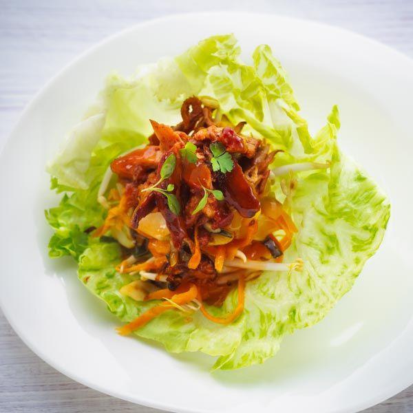 Recipe for Peking Duck San Choy Bou