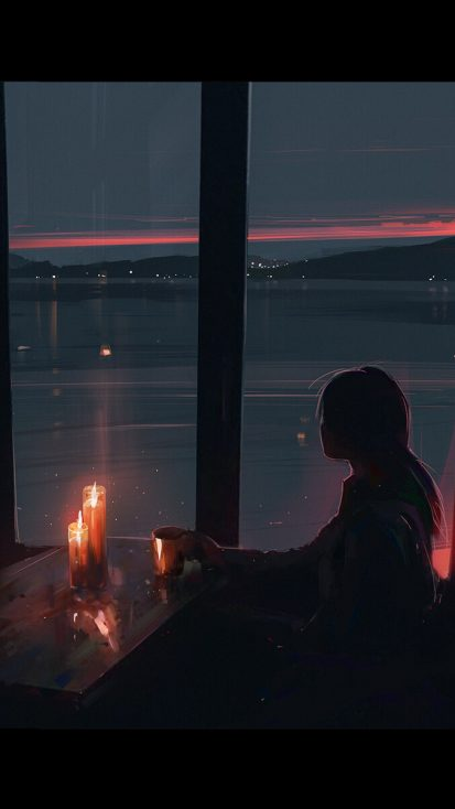 Candle Light Dinner Iphone Wallpaper Anime Scenery Scenery Wallpaper Anime Scenery Wallpaper