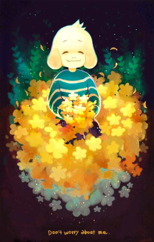 Asriel ♡ ~ Undertale.