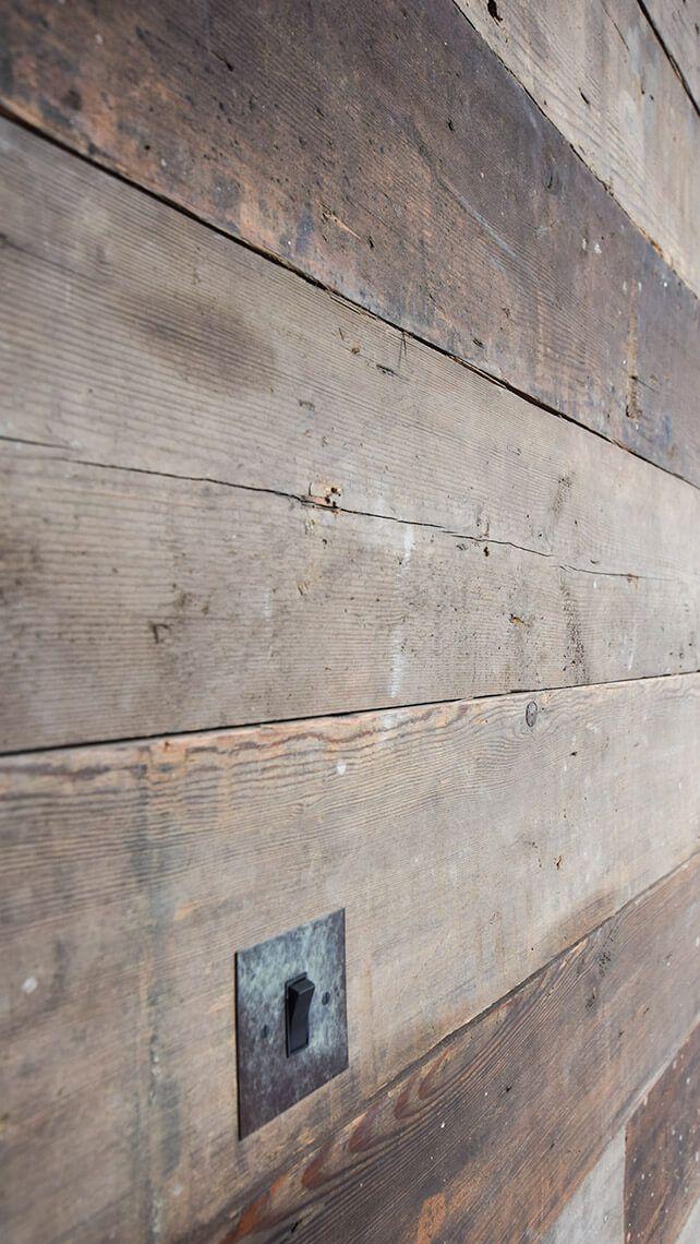 Timber Flooring Project Reclaimed Douglas Fir