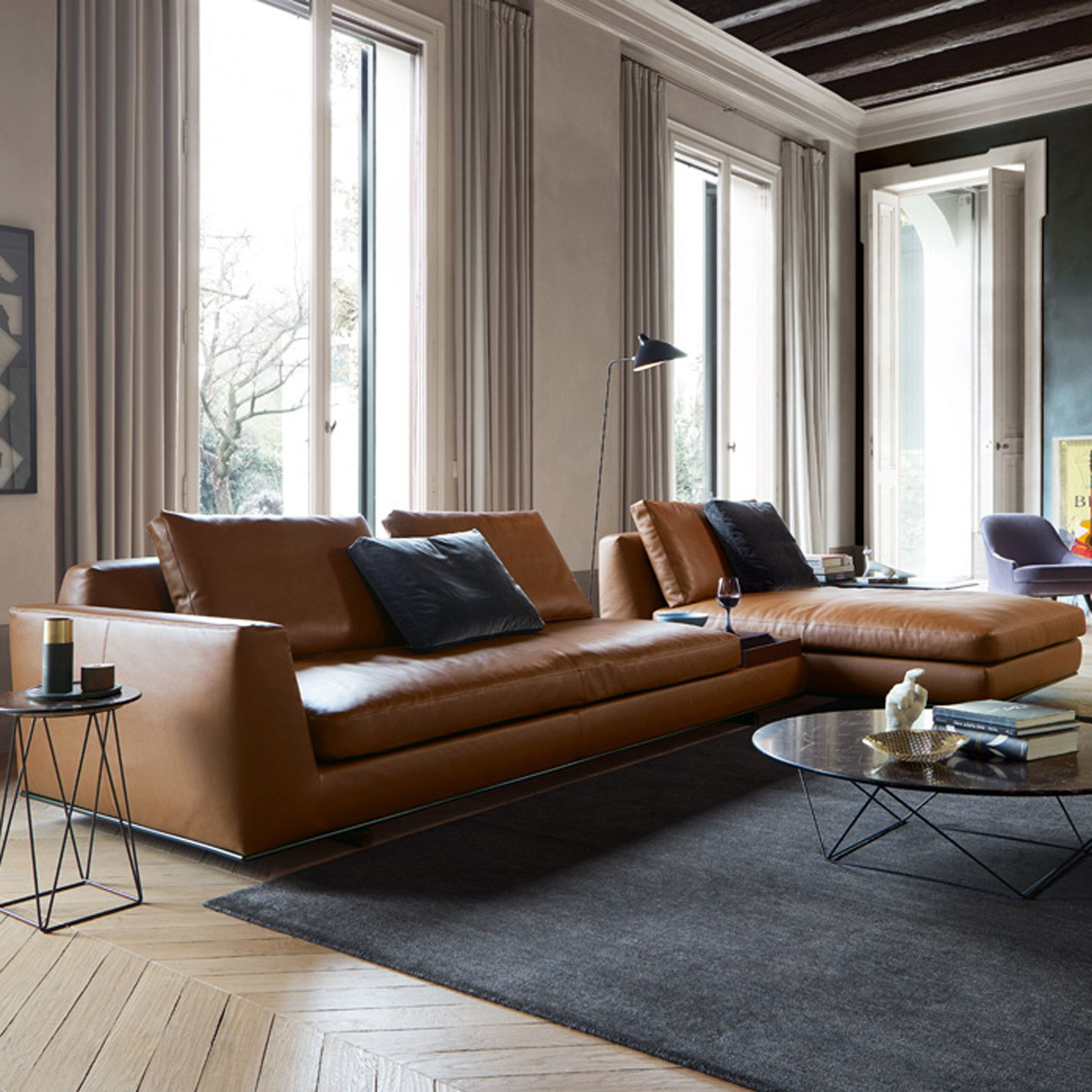 German brand Walter Knoll will present a sofa by Austrian studio ...