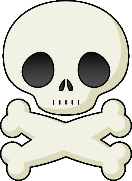 cute skeleton cute skull clip art pirate theme clip