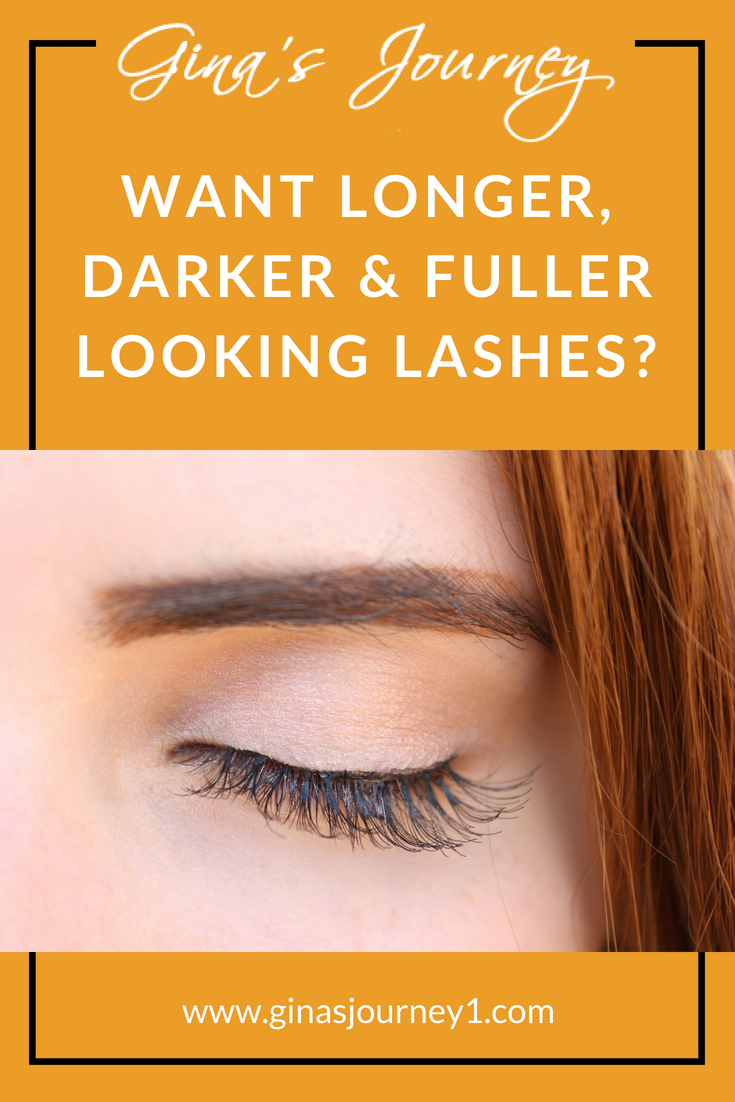 Longer Darker And Fuller Eye Lashes Who Doesnt Want It All Click