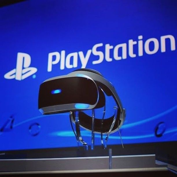 PlayStation VR Sony Announces October Release Date and