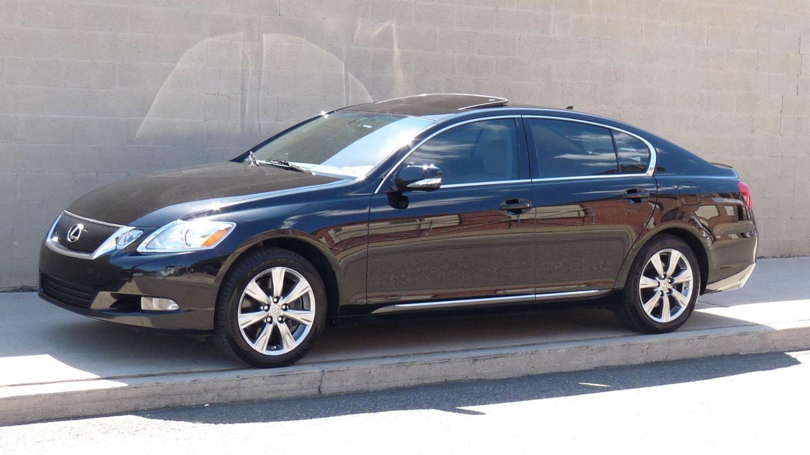2010 gs 350 awd
