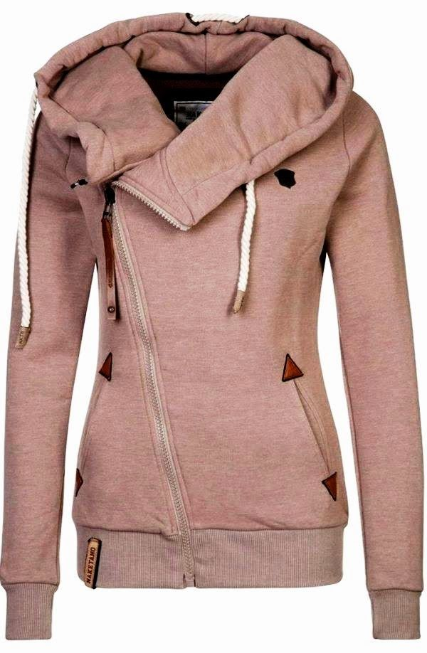 Naketano Between two worlds Damen Hoody Kapuzenpullover