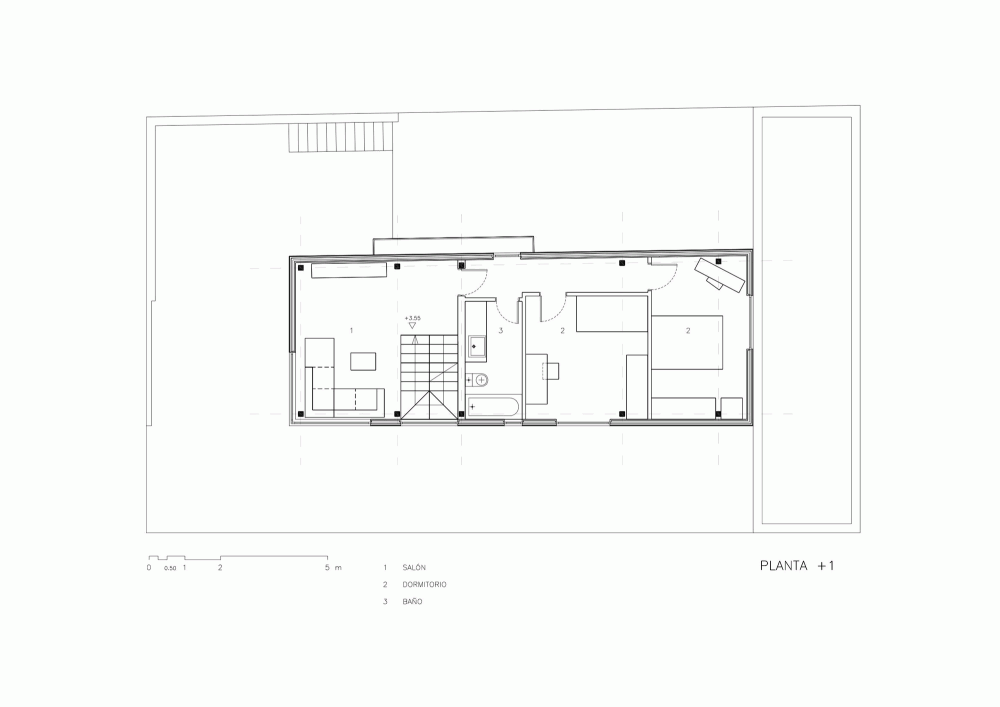 House in Islas Bikini / Hollegha Arquitectos