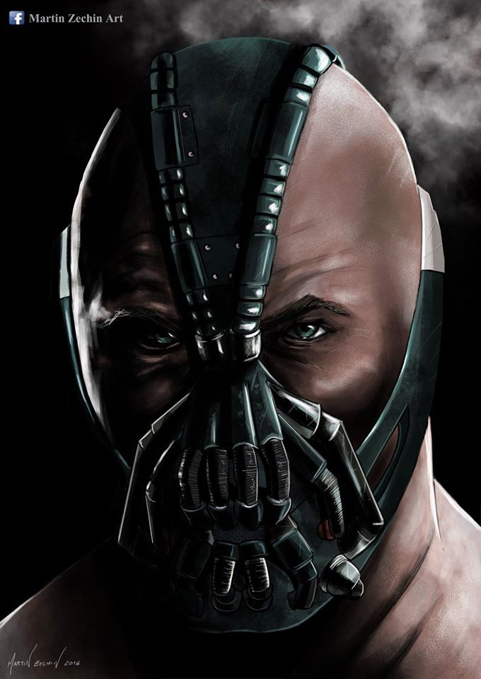 Pin By David Meneces On Tv Moderno: Bane By Terry312237 On DeviantArt
