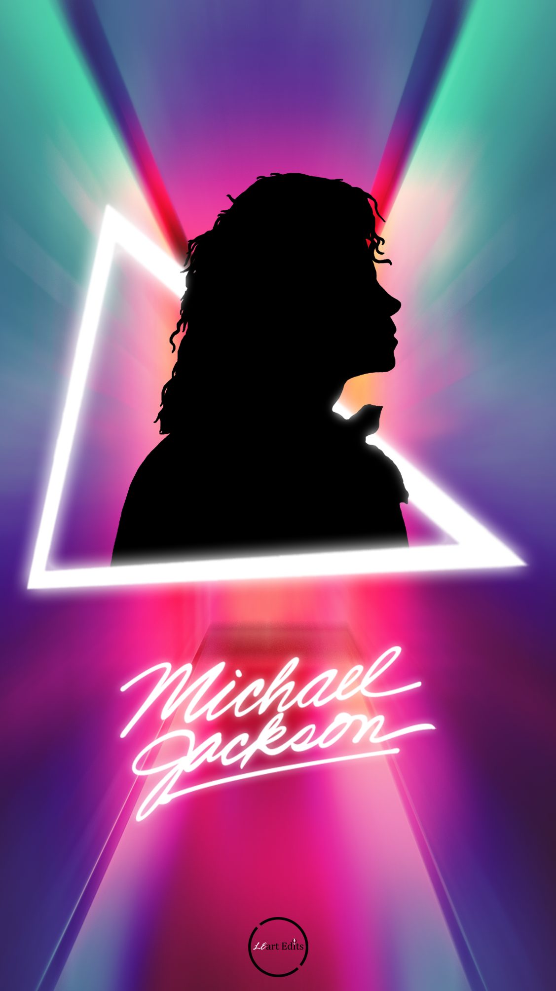 Wallpaper Of Michael Jackson King Of Pop Photoshop Art