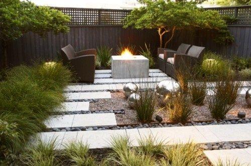 Modern Landscaping, Landscape Design, Landscape Architecture, Hardscaping,  Hardscape, Outdoor Seating,