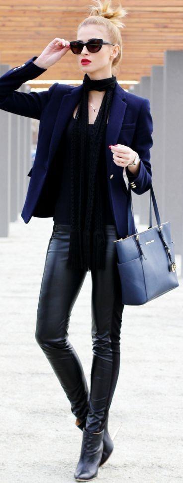 Pomegranate & Black / Elegant styling - Beauty Fashion Shopping #pomegranate