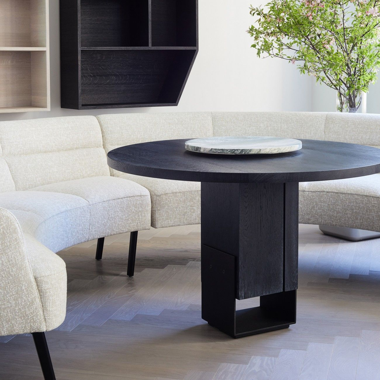 Kitale Round Dining Tables Catalogue West