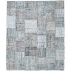 Photo of Patchwork Teppich 251×302 Moderner Teppich