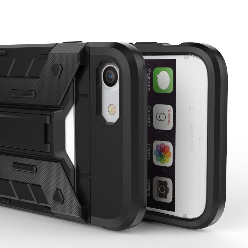 Airress armor rugged military grade phone case kickstand