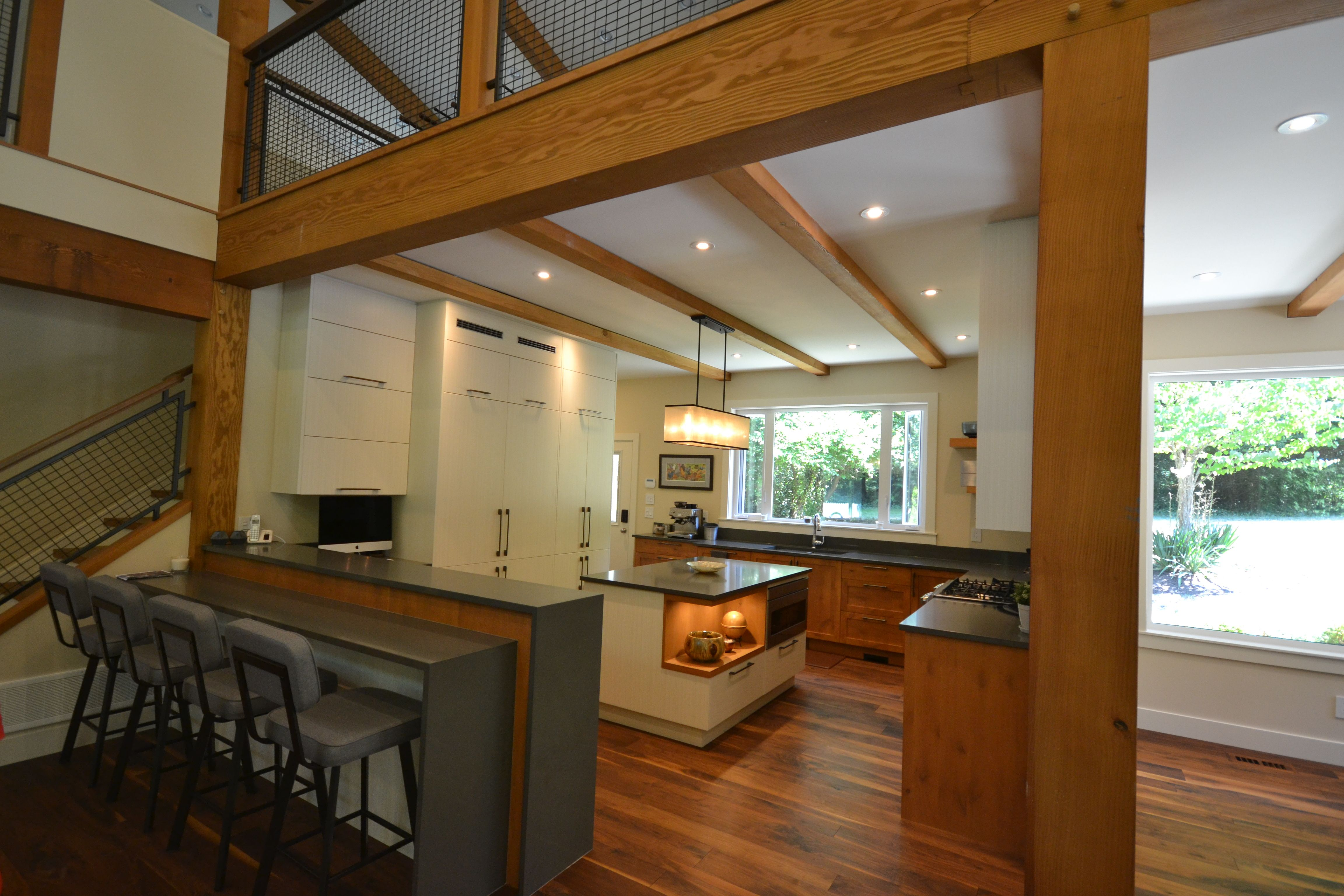 Tamlin International Homes Ltd Gallery Project Photos Timber Frame Porch Prefab Homes Home