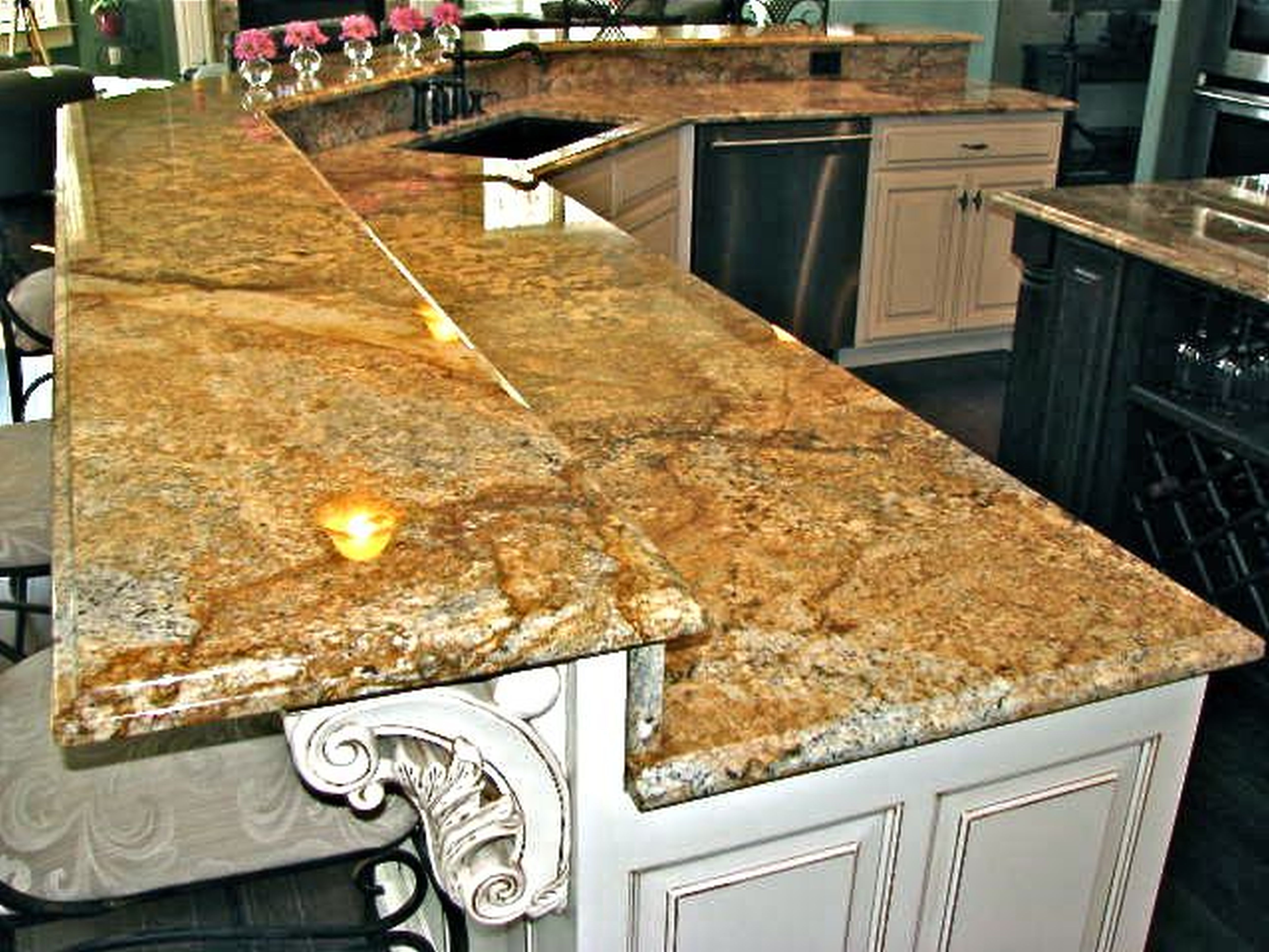 per of countertop granite square lapidus ideas nice countertops installed x cost foot