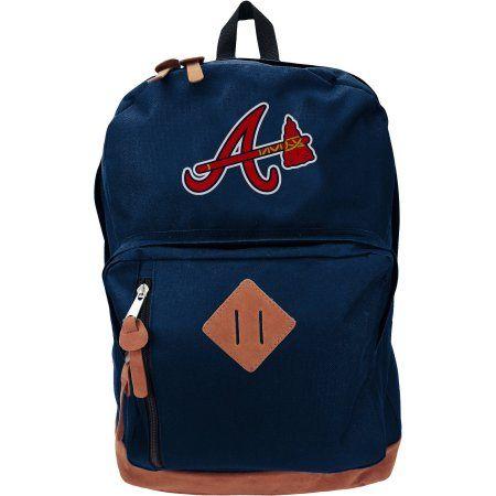 3775025042ba MLB Atlanta Braves Playbook Backpack