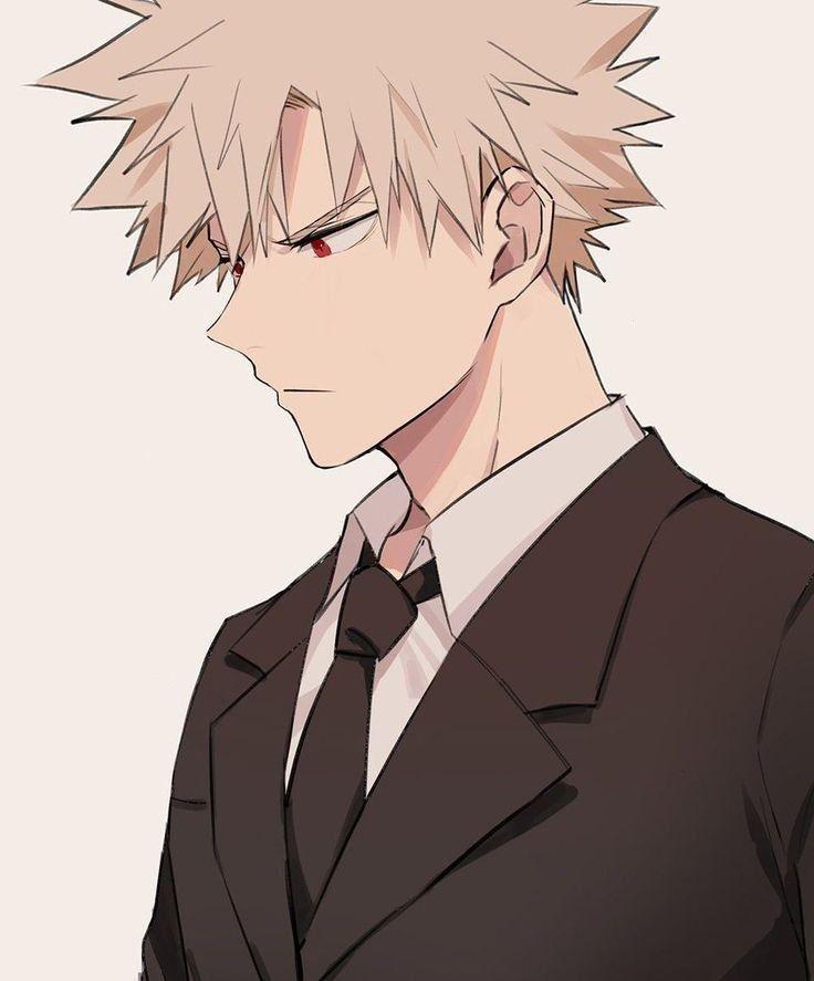 Photo of Type Bakugo Boyfriend