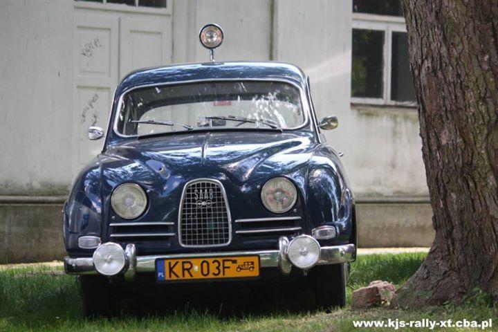 Sweet Saab Rally